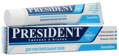 Зубная паста President Blue Sensitive 100 мл