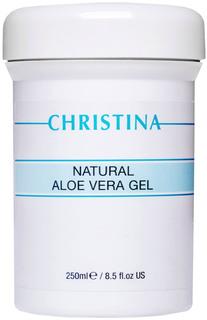 Крем для тела Christina Natural Aloe Vera Gel 250 мл