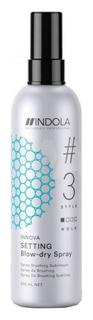 Средство для укладки волос Indola Для быстрой сушки 200 мл