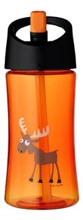 Детская бутылочка CARL OSCAR Moose оранжевая