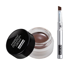 Гель для бровей Pupa Eyebrow Definition Cream тон 002 Ореховый