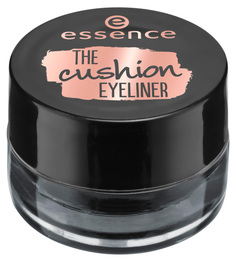 Подводка для глаз essence The Cushion Eyeliner 01 Black 3 мл