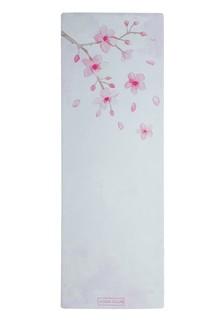 Коврик для йоги Yoga Club 000123 белый 3 мм