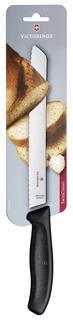 Нож для хлеба Victorinox Swiss Classic 6.8633.21B Черный