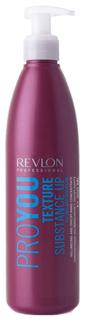 Средство для укладки волос Revlon Pro You Texture Substane Hair Cream 350 мл