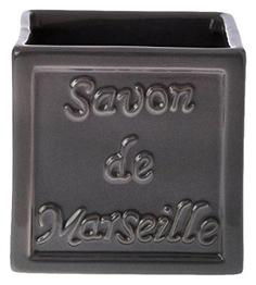 Стакан для зубных щеток Savon De Marseille Серый Spirella