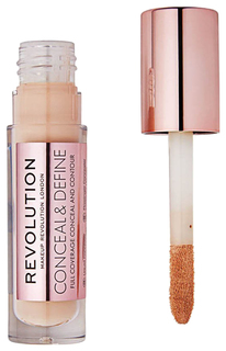 Консилер Makeup Revolution Conceal and Define Concealer С8 4 г
