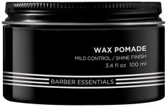 Средство для укладки волос - Помада-воск Redken Brews Wax Pomade 100 мл