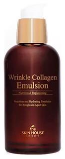 Эмульсия питательная The Skin House Wrinkle Collagen Emulsion 130 мл