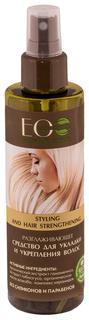 Средство для укладки волос EO Laboratorie Разглаживающее 200 мл