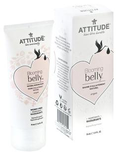Бальзам для тела Attitude Blooming Belly 75 мл