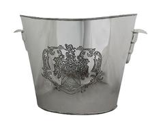Ведерко для шампанского Eichholtz PI 5351/SILVER Серебристый