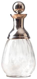 Графин Eichholtz RO-5276/BKN Прозрачный, серебристый