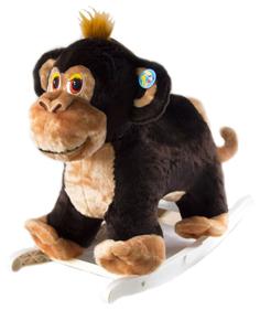 Качалка Тутси Обезьянка 309-2015 коричневый