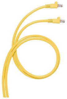 Кабель оптический Без ТМ Патч-корд FTP 6 Желтый 5м No Brand
