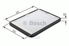 Фильтр воздушный салона Bosch 1987432013