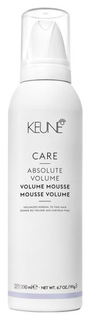 Мусс для волос Keune Care Absolute Volume Mousse 200 мл