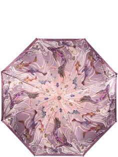 Зонт-автомат Eleganzza A3-05-0383LS розовый
