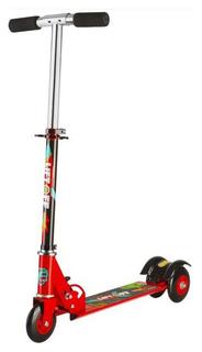 Самокат трехколесный foxx Lift Off 100 мм красный 100LO.foxx.RD7