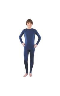 Комплект термобелья Guahoo FNVJERSSP17YL00 мужской синий, XS