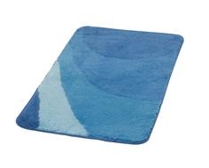 Коврик для ванной комнаты Tokio синий/голубой 60*90 Ridder