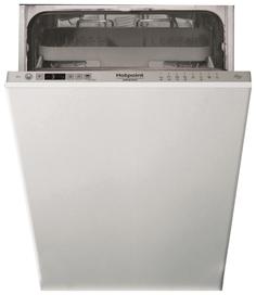 Встраиваемая посудомоечная машина 45 см Hotpoint-Ariston HSIC 3T127 C