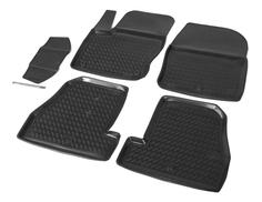 Комплект ковриков в салон автомобиля RIVAL для Ford 11801003