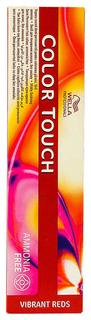 Краска для волос Wella Color touch 55/54 Красный лен 60 мл