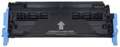 Картридж для лазерного принтера HP LaserJet 124A черный Q6000A