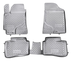Комплект ковриков в салон автомобиля Autofamily для KIA (NLC.25.26.210h)