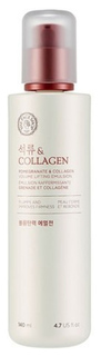 Эмульсия для лица The Face Shop Pomegranate And Collagen Volume Lifting Emulsion 140 мл