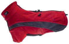 Попона для собак Rogz унисекс, красный, длина спины 44 см