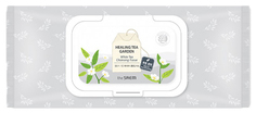 Средство для снятия макияжа The Saem Healing Tea Garden White Tea Cleansing Tissue 240 г