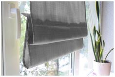 Римская штора Эскар Ballard 160х80 цвет серый