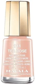 Мини-лак для ногтей MAVALA Mini Color, тон 111 Tea Rose