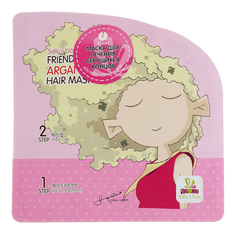 Маска для волос Sallys Box Бальзам и шапочка 20 мл