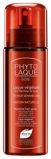 Лак для волос Phyto Phyto Laque Soie с протеинами шелка 100 мл Phytosolba