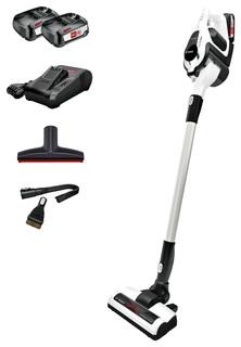 Вертикальный пылесос Bosch Unlimited Serie 8 BBS1U224 White/Black