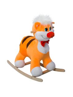Качалка ToysGo Кот оранжевый