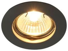 Встраиваемый точечный светильник Arte Lamp Basic A2103PL-1GY