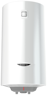 Водонагреватель накопительный Hotpoint-Ariston PRO1 R ABS 50 V SLIM white/grey