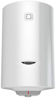 Водонагреватель накопительный Hotpoint-Ariston PRO1 R 80 V PL white/grey
