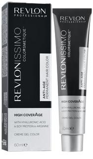 Краска для волос Revlonissimo Colorsmetique High Coverage 10 Светлый блондин экстра, 60 мл