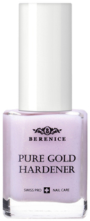 Средство для ухода за ногтями Berenice Pure Gold Hardener Base Coat with Colloidal Gold