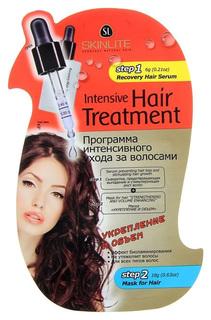 Набор средств для волос Skinlite Укрепление и объем