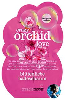 Пена для ванны Treaclemoon Crazy Orchid Love Badeschaum