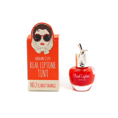 Тинт для губ Baviphat 02 Urban City Real Liptone Tint 2,SCARLET ORANGE 7 гр