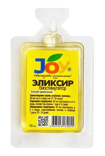 Монодоза ЭЛИКСИР биостимулятор, 40 мл J.O.Y.