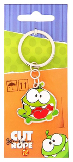 Сувенир-брелок E-Best Digiprint Ltd. Cut the Rope Ам Ням СМ001