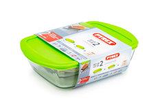 Контейнер для хранения пищи Pyrex Cook&Store 2 предмета + сумка